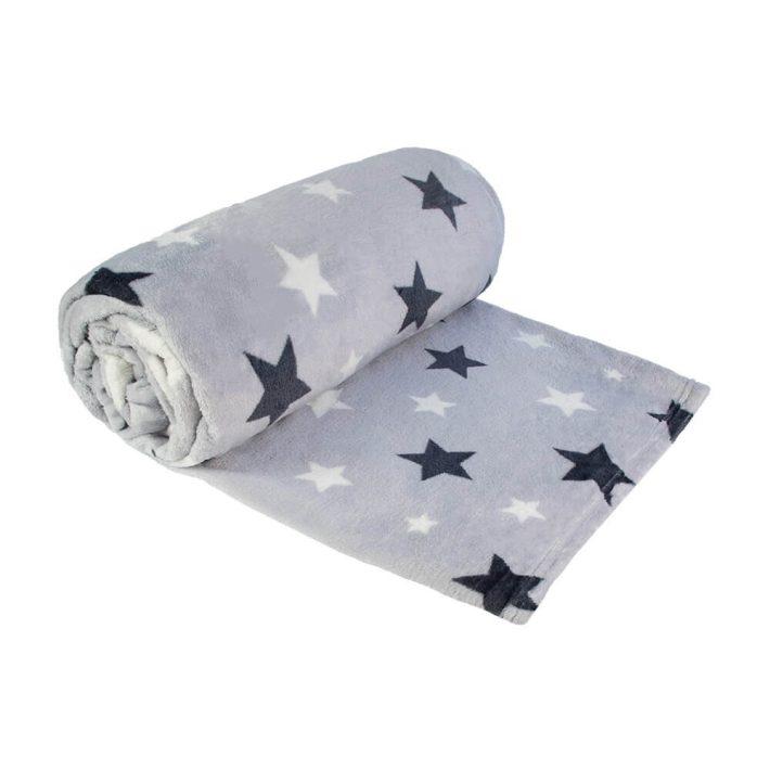 Tiberise Mályva Rózsaszín Ágytakaró