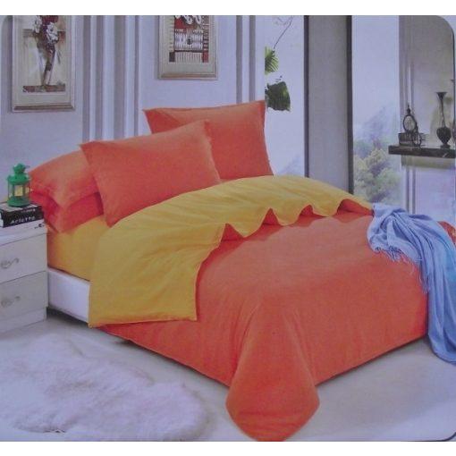 Ábel Narancs Pamut Ágyneműhuzat Garnitúra 7 részes