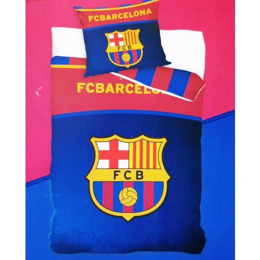 Labdarúgás FC Barca pamut ágyneműhuzat garnitúra 3 részes