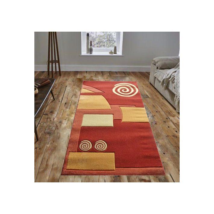 Classic Nyírt Narancs Sárga szőnyeg