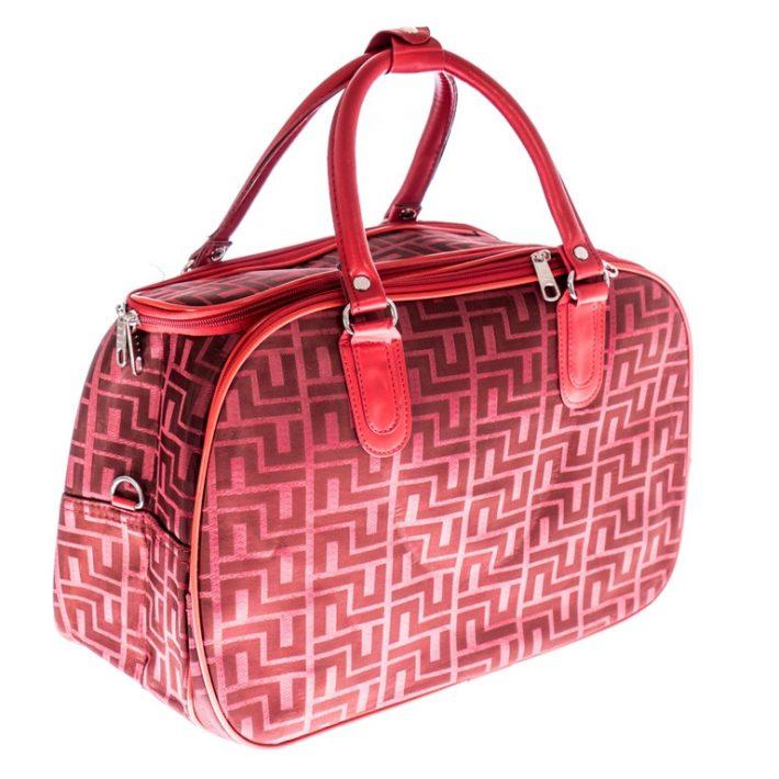 Hattingen piros fedélzeti táska WizzAir méret