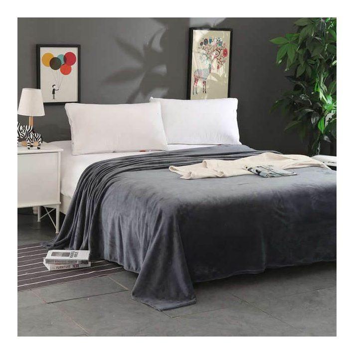 Tenkes Kék Delfines Pléd 150 x 200 cm