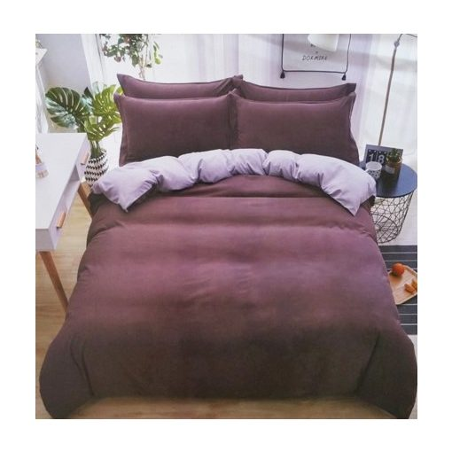 Norberta Zöld Ágyneműhuzat Garnitúra Neon Zöld 7 részes