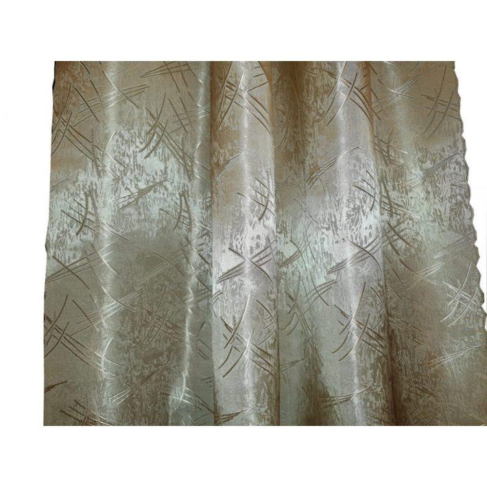 Sarlott Krém Sötétítő függöny 300cm x 250cm
