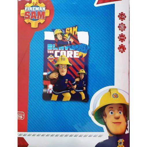 Sam Tűzoltó Fireman gyerek-ágynemű 2 részes
