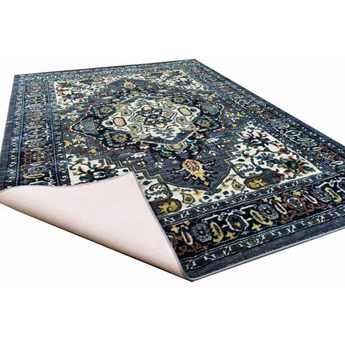 Padova ovális fehér bordó szőnyeg