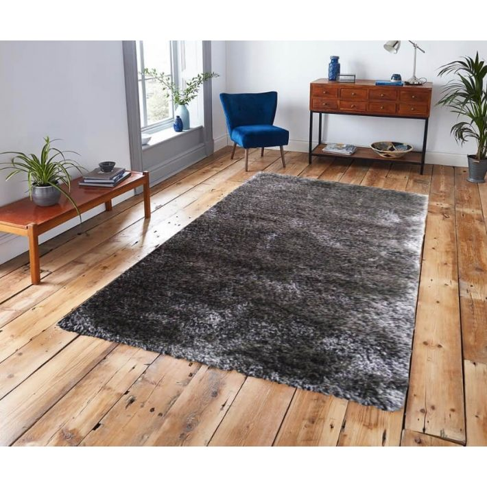 Molli Barna Shaggy Szőnyeg 200 x 300 cm