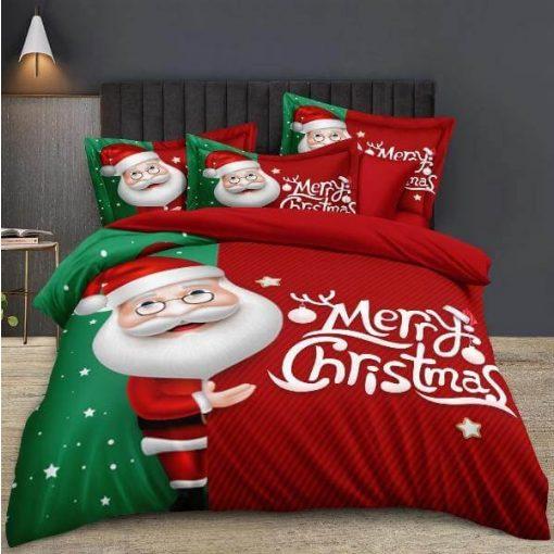 Ágynemű Nagy Paplanos Rózsaszín Vanilla 6 részes