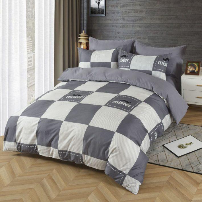 Anglia London Ágyneműhuzat pamut 7 részes