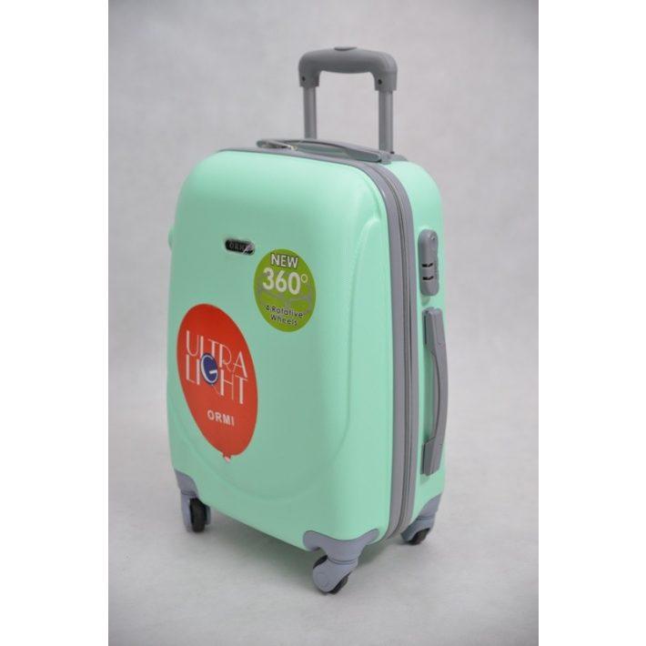 Ahlen zöld kabin bőrönd
