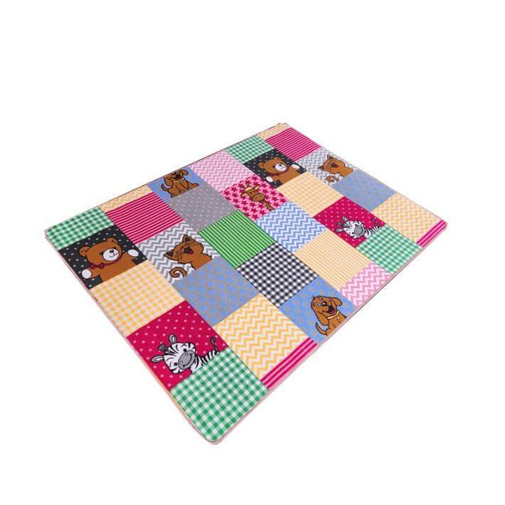 Zöld-Erdő Gyerekszőnyeg