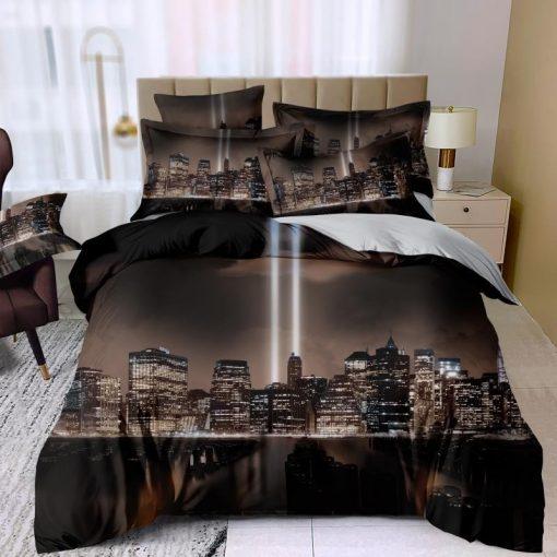 Francia Eiffel torony Párizs ágynemű garnitúra 7 részes