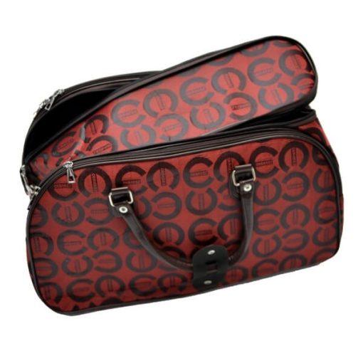 Havelberg lány virággal fedélzeti táska WizzAir méret