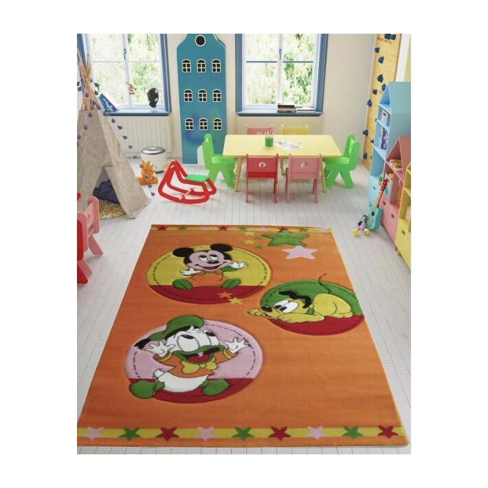 Ugri Pikki és Bundás Narancs gyerekszőnyeg