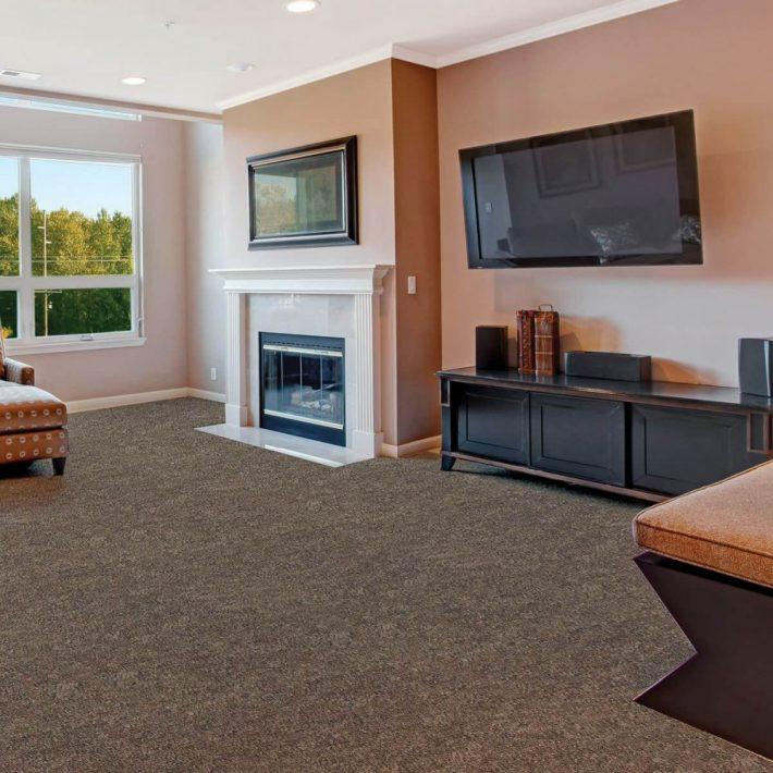 Beri kék Padlószőnyeg 4 m széles