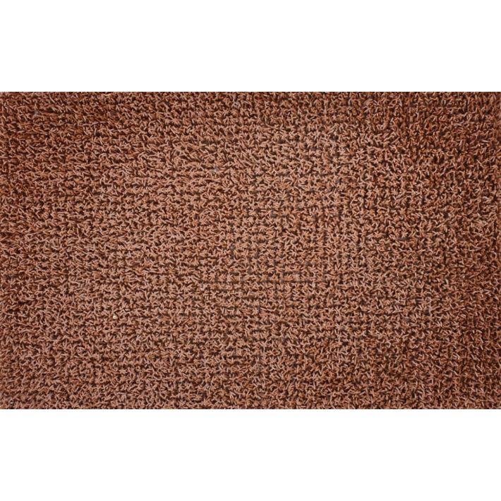 Sünci astroturf erős barna lábtörlő szennyfogó 45x60cm