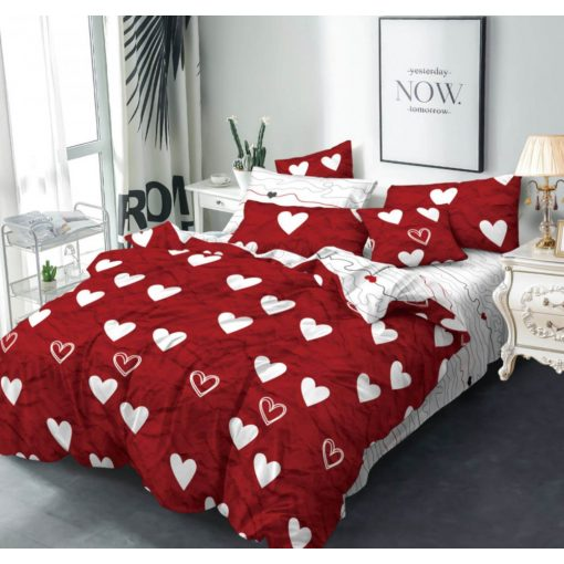 Soft pamut 7 részes ágynemű