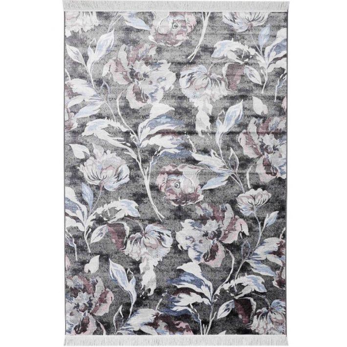 Vito csíkos bordó terra szőnyeg