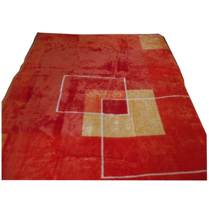 Tully Narancs Ágytakaró Pléd 150 x 200 cm