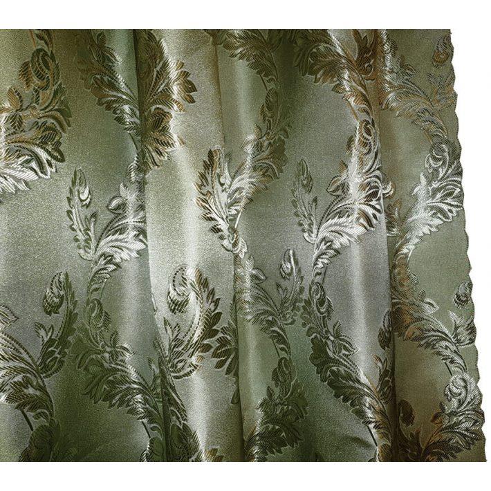 Green Zöld Sötétítő függöny 300cm x 250cm