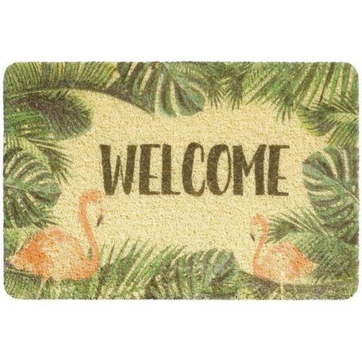 Cseppkő Welcome Home Szennyfogó Gumi Lábtörlő 45 x 75 cm