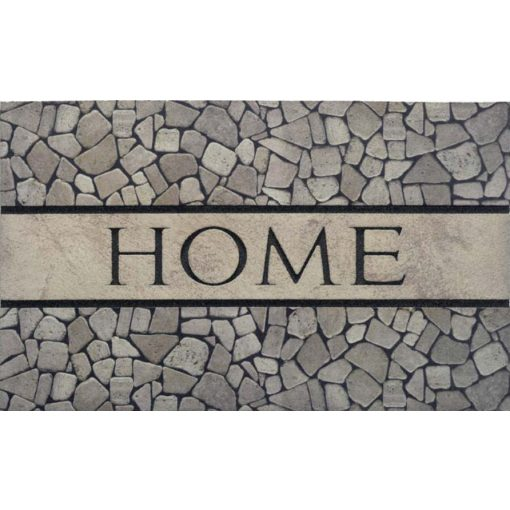 Welcome Home Lábtörlő Szennyfogó Gumi Cseppkő 45 x 75 cm