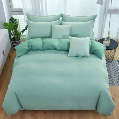 Barna Kutyák Karácsonyi Ágyneműhuzat 3 részes Pamut