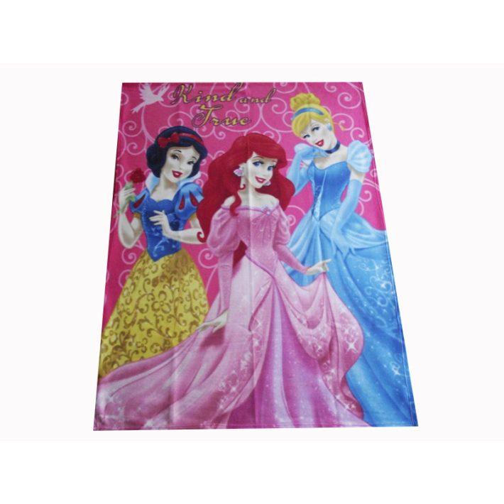 Duchessa Hercegnők Disney Polár takaró pléd 120x150cm
