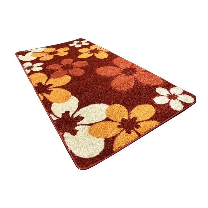 Anastázia Nyírt Narancs szőnyeg