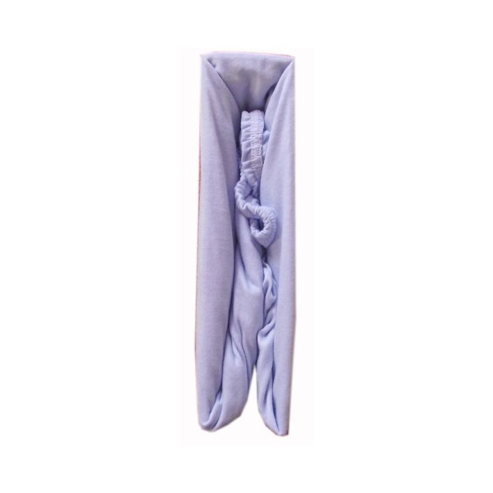 Vitália Kék Gumis Lepedő 160 x 200 cm