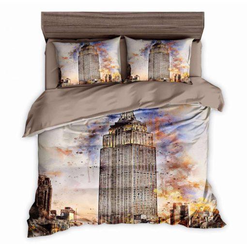 Dolly pamut  ágynemű garnitúra 7 részes