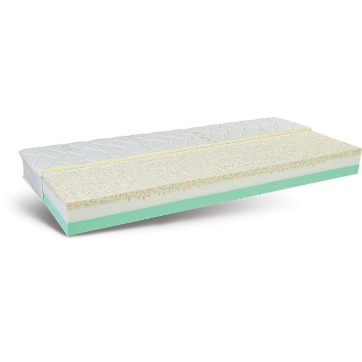 Alvaro termoaktív vákuum matrac közepesen kemény