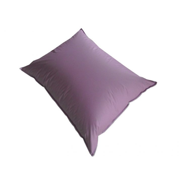 Boróka lila 100% pehely párna 70 x 90 cm