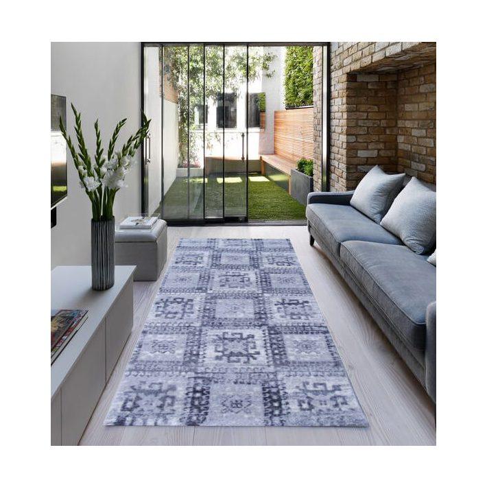 Barreiro prémium puha szürke szőnyeg