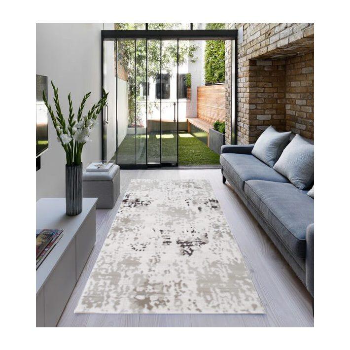 Piceno modern bézs barna szőnyeg