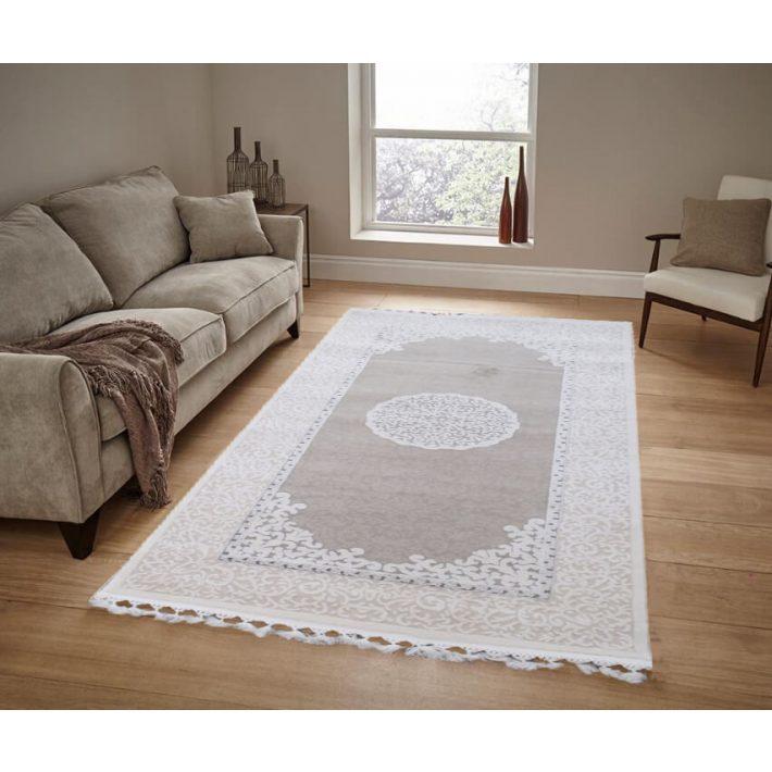 Asissi prémium rojtos krém szőnyeg