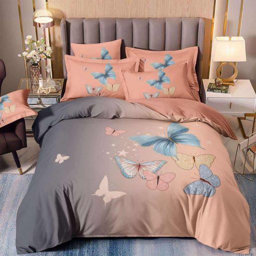 Naplemente Budapest 3D Ágyneműhuzat 3 részes Pamut