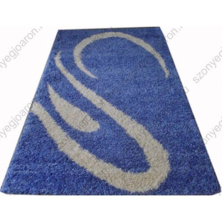 Kék shaggy szőnyeg -Bölcsesség, tisztaság, szépség