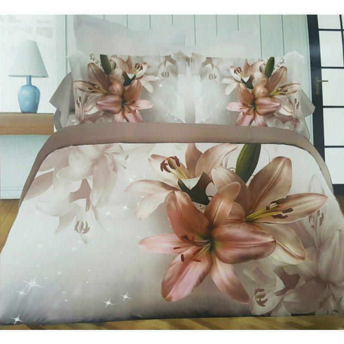 Virágmintás ágynemű, mely mindenki nagy kedvence lesz!
